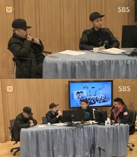 컬투쇼 도끼 컬투쇼 도끼/사진=SBS 보이는 라디오 '컬투쇼' 방송캡쳐