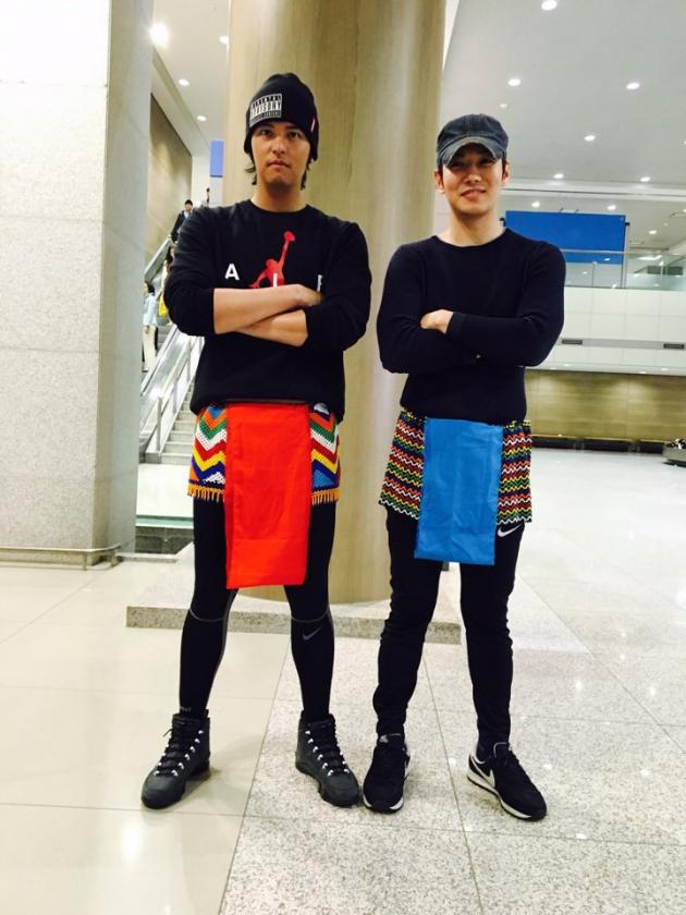 이장우 환희 '정글의 법칙' 출연 /SBS