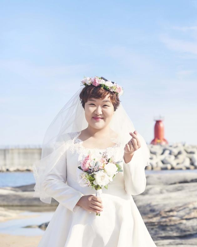 하재숙 결혼 /사진=가족액터스