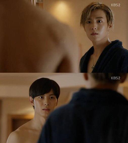 '무림학교' 이현우 홍빈 서예지 /KBS2