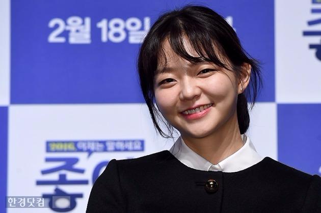 '좋아해줘' 이솜 /변성현 기자