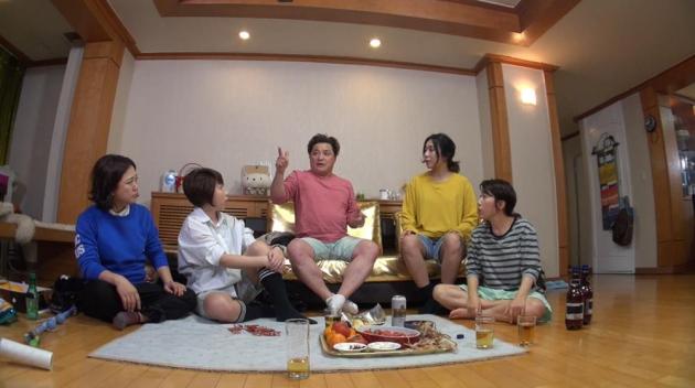 님과 함께 윤정수 김숙 /JTBC