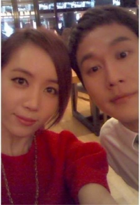 정우 김유미 결혼 / 사진 = 온라인 커뮤니티