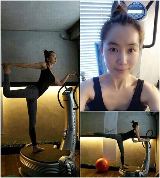 정우 김유미 결혼 / 김유미 SNS