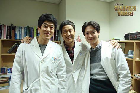 정우 김유미 결혼 정우 김유미 결혼/사진=tvN '응답하라 1988' 제공