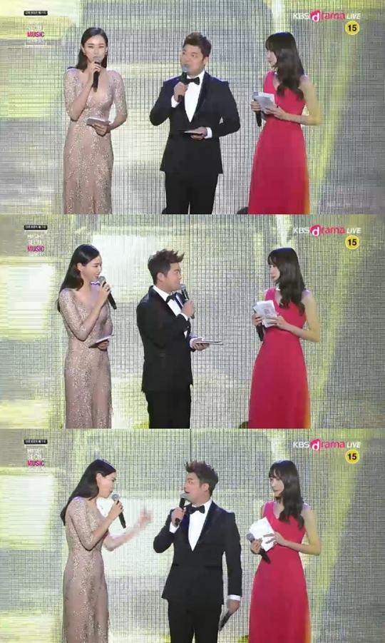 서가대 전현무 하니 서가대 전현무 하니/사진=KBS드라마 '하이원 서울가요대상' 방송캡쳐