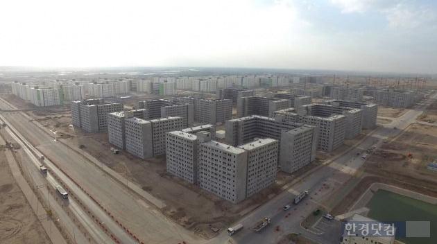 이라크 비스마야 신도시 전경 (자료 한화건설)