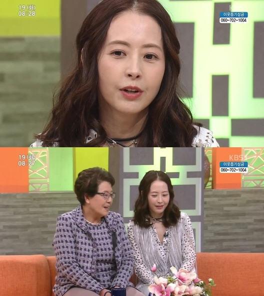 서정희 서세원과 결혼생활 공개 /KBS '아침마당'