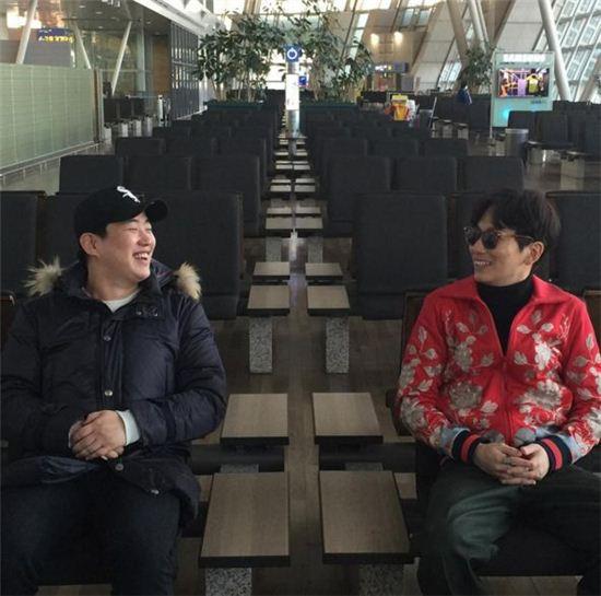 이동휘 안재홍 응팔 포상휴가 이동휘 안재홍 응팔 포상휴가/사진=이동휘 인스타그램
