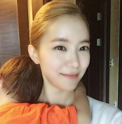 이용규 아내 유하나 /인스타그램