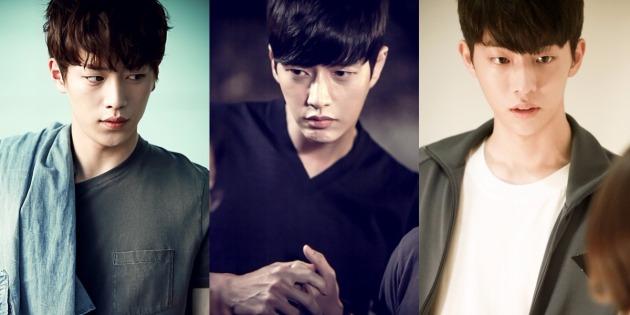 tvN 월화드라마  '치즈인더트랩' (치인트) 서강준-박해진-남주혁 사진제공 : tvN