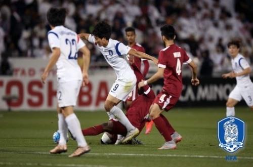 한국 카타르 한국 카타르 / 사진 = 대한축구협회 제공