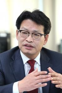 김원대 한국거래소 유가증권시장본부장(사진=한국거래소)