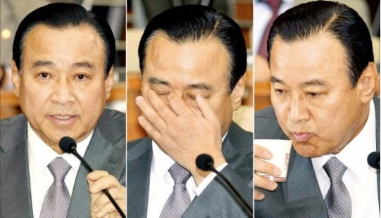 이완구 전 총리, 징역 8개월·집행유예 2년 선고