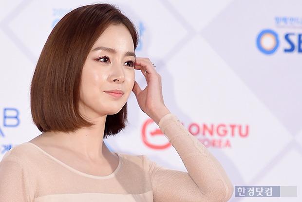 ▶ 김태희, '아름다움이 흘러 넘치네~'