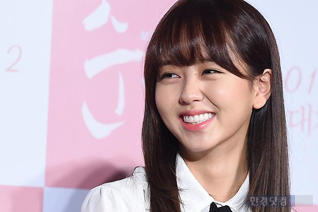 ▶ 김소현, '애교 가득한 상큼 미소~'
