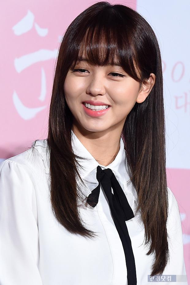 ▶ 김소현, '미소만 지어도 사랑스러워~'