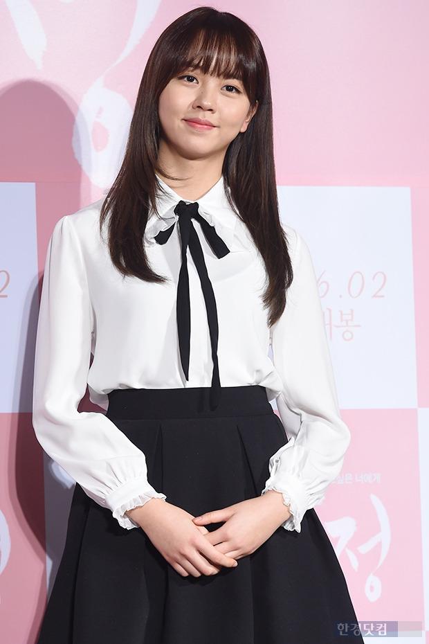 ▶ 김소현, '단아한 모습에 눈길~'