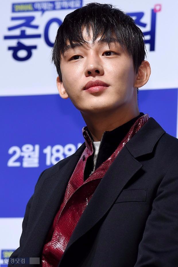 '좋아해줘' 유아인 / 변성현 기자