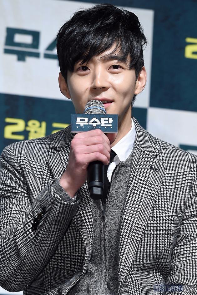 '무수단' 박유환 /사진=변성현 기자