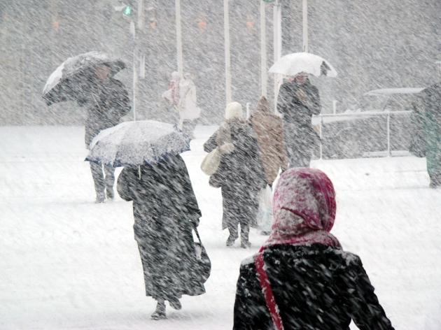 오늘 날씨 눈 /사진=게티이미지뱅크