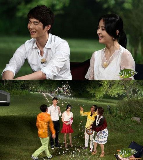 기성용 한혜진 / SBS 방송 캡처