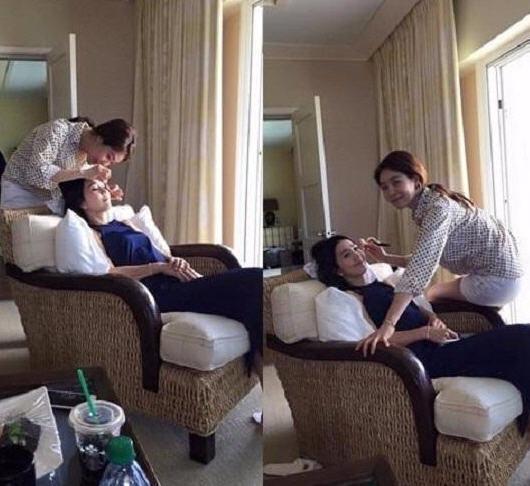 이진 결혼식 옥주현 /핑클 팬카페