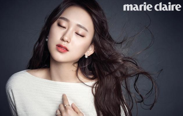 류혜영 / 마리끌레르 화보