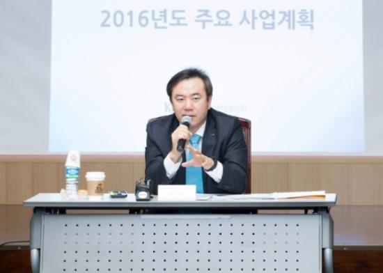 유재훈 예탁원 사장