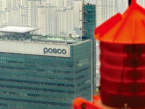 외국인·기관 따뜻한 시선…포스코 20만원 회복