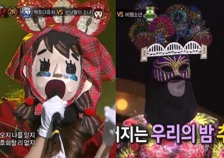 복면가왕 성냥팔이소녀·복면가왕 우리의밤 / 사진 = MBC