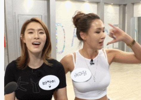 배윤정 가희 /'마이리틀텔레비전'