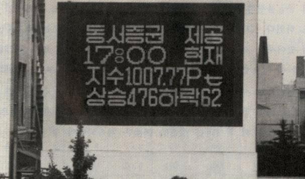 1989.3.31 코스피 1000 돌파(사진=한국거래소)