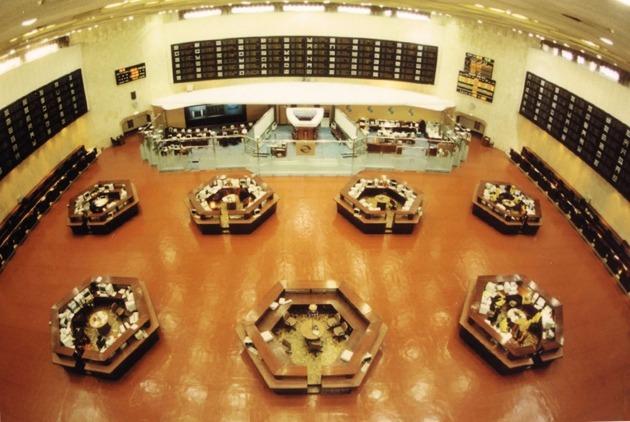 1990년대 증권시장(사진=한국거래소)