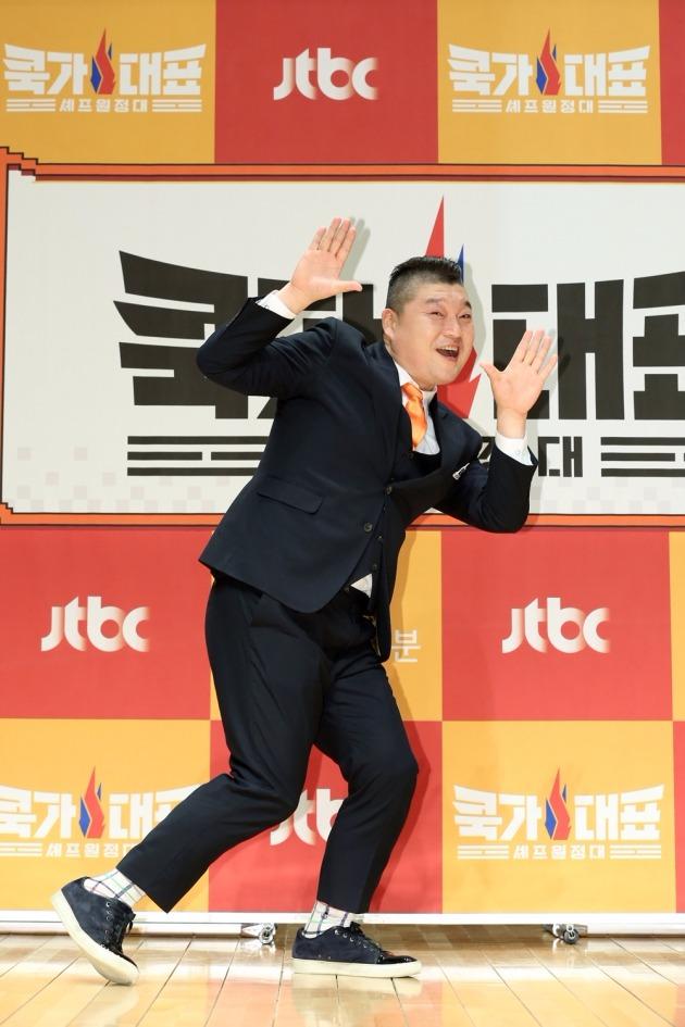 '쿡가대표' 강호동 /사진=JTBC 제공