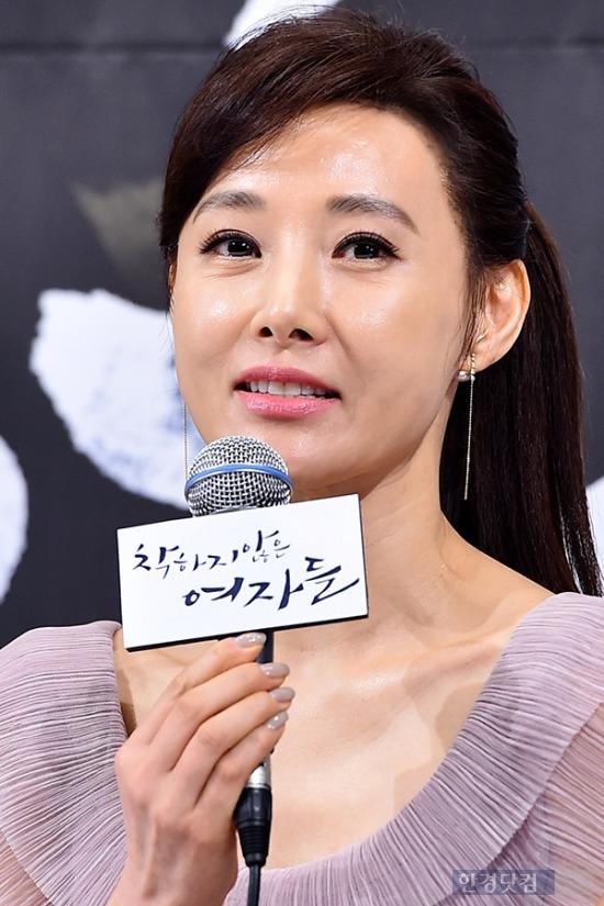 배우 도지원 뇌경색 증세로 입원 /한경DB