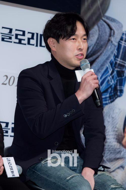 '글로리데이' 최정열 감독 /사진=bnt
