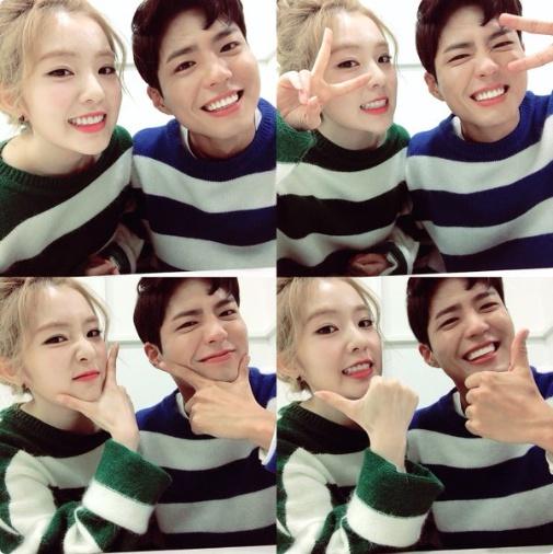 박보검 / 사진 = 뮤직뱅크 페이스북