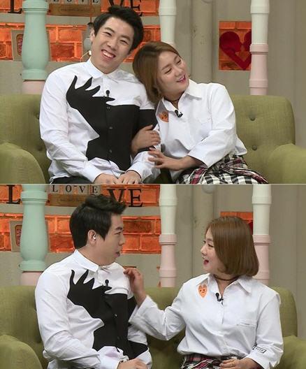 박나래 양세찬 / 사진= MBC '우리 결혼했어요-시즌4' 방송화면 캡처