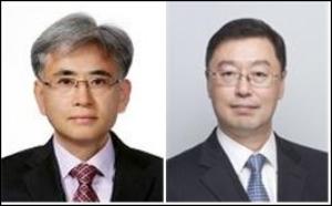 민병현 부원장보(왼쪽)과 류찬우 부원장보. 사진=금융감독원 제공