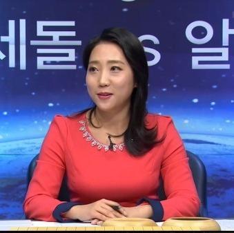 이세돌 알파고 중계 이세돌 알파고 중계 김효정 / 사진 = 바둑TV캡처