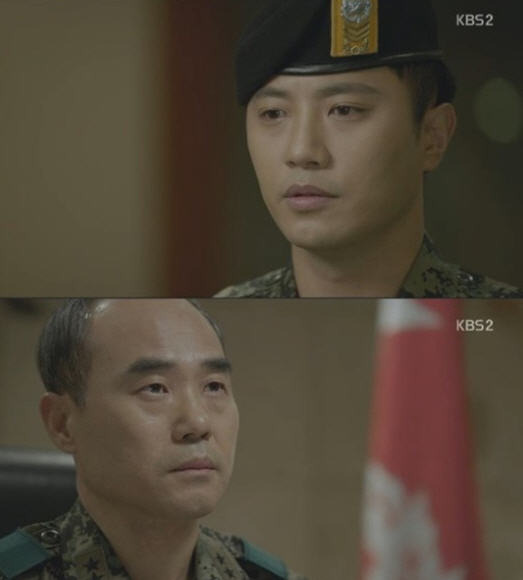 진구 김지원 / 사진=KBS 2TV '태양의 후예' 방송화면 캡처