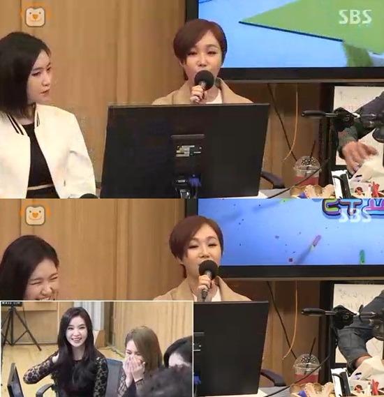 컬투쇼 임정희/ 출처: SBS 컬투쇼 캡쳐