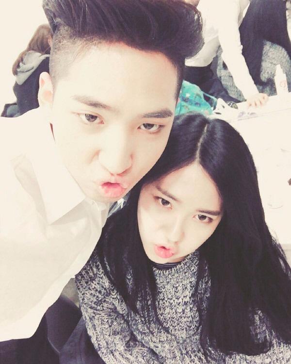 B1A4 바로/ 바로 인스타그램