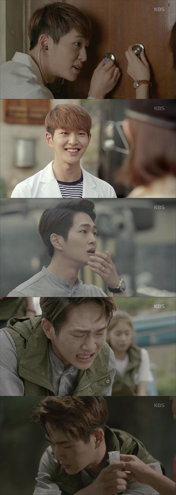 '태양의 후예' 시청률 고공행진, 온유