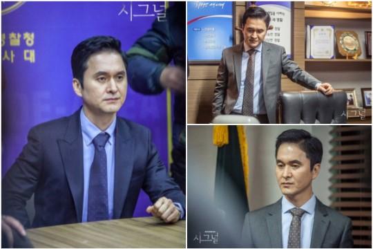 시그널 장현성 시그널 장현성 / tvN 제공