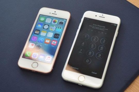 애플 아이폰 SE 공개 애플 아이폰 SE 공개 / 사진 = 더버지 홈페이지
