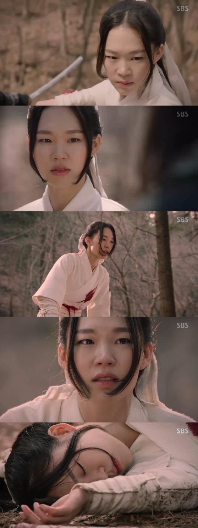 한예리 척사광 /SBS '육룡이 나르샤'