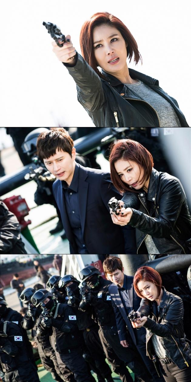 '미세스캅2' 시청률 상승, '결혼계약' 긴장