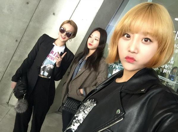 에이코어 지영 / 지영 인스타그램